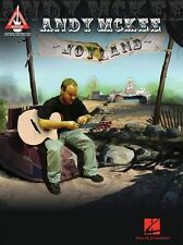 Andy McKee Joyland Learn to Play Acoustic Guitar Songs TAB Music Book