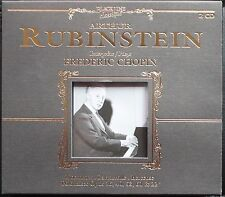 ARTHUR RUBINSTEIN INTERPRÈTE FRÉDÉRIC CHOPIN 2CD