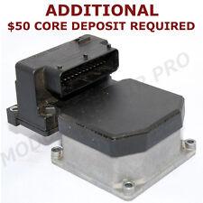 1999 2000 2001 VW Passat ABS Pump Control Module 0273004283  Exchange