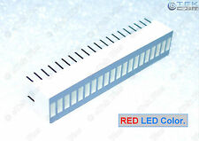 1 pcs RED 20-SEGMENTS LED BARGRAPH [for LED VU Meter / Arduino] - USA