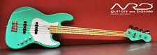 Jazz Bass Sea Foam Green