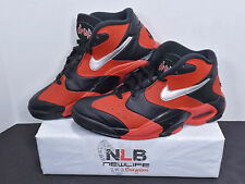 Nike Air Up 2014 Men's Shoes 630929-002 Size 8.5 Red & Black