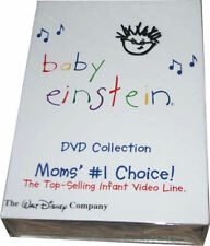BABY EINSTEIN DVD COLLECTION 26-disc set NEW Free USA Shipping
