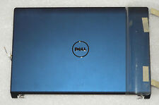 NEW GENUINE DELL STUDIO 1555 1557 1558 NAVY BLUE LID COVER HINGES W395J 0W395J