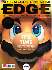 EDGE MAGAZINE #261 Xmas 2013 NEXT-GENERATION LAUNCH SPECIAL Next-Gen Gaming @NEW