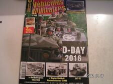 **a Véhicules militaires n°70 Red Ball Express  EBR  T-35  Panzer I Ausf A et B
