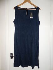 NEW DESIGNER DOROTHY PERKINS 100% COTTON DRESS SIZE UK 16 EU 44 RRP £25