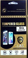 JOB LOT 20 X iPhone 5 100% Genuine Grade 9H Tempered Glass Screen Protectors