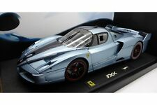 HOT WHEELS Elite N2065 1/18 Ferrari FXX Bleu – Blue Limited Edition