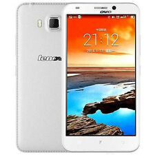 "LENOVO A916 5.5"" Unlocked Mobile Phone 4G GPS Dual SIM Android Smartphone White"