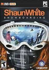 NEW SEALED Shaun White Snowboarding (PC, 2008) Winter Extreme Sports Rated T