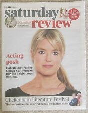 Isabella Anstruther-Gough-Calthorpe – Times Saturday Review – 21 June 2014