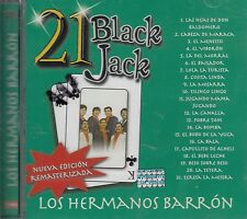 Los Hermanos Carrion Magia Blanca Rock & Roll 15 Exitos CD Nuevo sealed