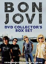 bon jovi - dvd collector s box NEW DVD
