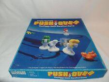 Vintage Push Over Piggy Back Marathon Game 1981 Complete