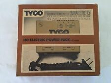 Vintage TYCO HO Train Power Pack Transformer 899V AC/DC 1 amp forward reverse