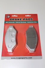 4x trojan other hydraulic Disc pads Caliper Brake Pads for Boat STAINLESS STEEL