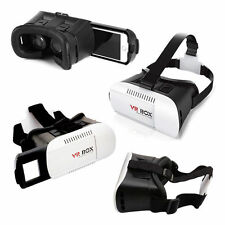 Google Cardboard VR BOX Virtual Reality 3D Video Glasses for iphone 6s SE 5 4S