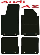 Deluxe Quality Car Mats for Audi A2 00-05 ** Tailored for Perfect fit ;) **