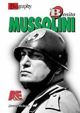 Benito Mussolini (Biography (Lerner Hardcover))