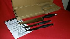 Tupperware 3pc chef series knife set