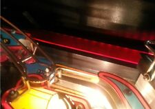 DEMOLITION MAN Pinball Flashing Interactive Shooter Lane Light Mod