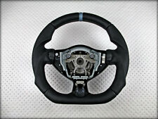 custom NISSAN 370z nismo z34 JUKE Flat bottom Thumbs Steering Wheel INFINITI ESQ