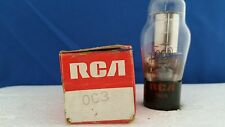 0C3  VOLTAGE REGULATOR TUBE NOS