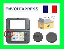 Capuchon bouton gris pad stick pour joystick analogique nintendo 3DS XL LL