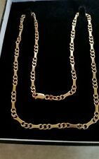 This is a fantastic looking 9ct GOLD CHAIN quality at its best. full hallmarks.