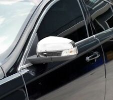 Jaguar XF Chrome Mirror Covers 2008-2009