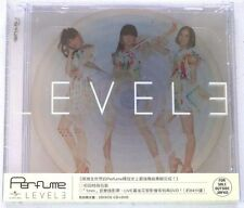 J-POP GIRL BAND Perfume LEVEL 3 CD DVD Limited Edition #A5