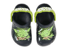 CROCS Star Wars Yoda Clog c12/13