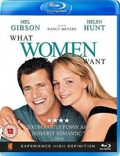 What Women Want [2001] [Region 2] New Region 2 Blu-ray