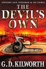 G.D.KILWORTH ____ THE DEVIL'S OWN ____ BRAND NEW __ FREEPOST UK