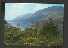 J Arthur.Dixon Colour Postcard Loch Lochy Inverness-Shire Scotland unposted
