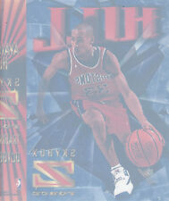 1996-97 Skybox Z-Force - Grant Hill - Jerry Stackhouse - Window Decal - Promo