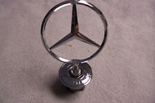 MERCEDES  HOOD  BADGE ORNAMENT EMBLEM oem