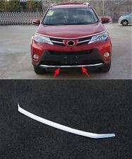 Chrome Front Bumper Fog Garnish Molding Trim for 2013-2015 Toyota RAV4 new