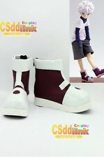 Hunter X Hunter Killua Zaoldyck Cosplay shoes boots