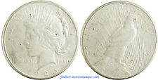 USA  ,  DOLLAR  ARGENT  PEACE  1925