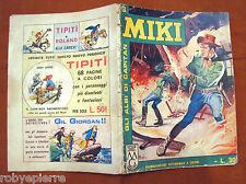 Albi di capitan MIKI n 3 DARDO ORIGINALE 15 luglio 1962 ALLARME AL POSTO 5 L 30