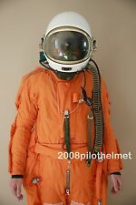 Spacesuit Flight Helmet Air Force Astronaut High Attitude TK-4B  FLIGHT SUIT