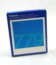 Polaroid 779 High Speed Instant Color Film Pack 10 Prints Unopened 01/00