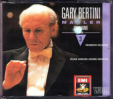 Gary BERTINI: MAHLER Symphony No.3 Gwendolyn Killebrew EMI 2CD 1991 Sinfonie
