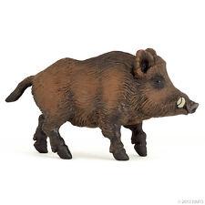 W8) PAPO 53011 Keiler Wildschwein sow Cerda Safari Hochgebirge Tierfiguren