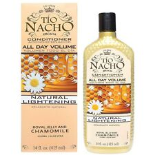 TIO NACHO All Day Volume Natural Lightening Conditioner 14 oz (Pack of 2)