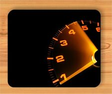 SPEEDOMETER FAST CAR MOUSE PAD -ghv5Z