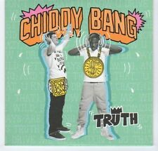 (EA169) Chiddy Bang, Truth - 2010 DJ CD