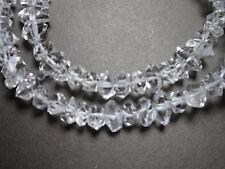 6-8 mm con doppia terminazione cristallino tipo di Herkimer Diamante Perline di quarzo